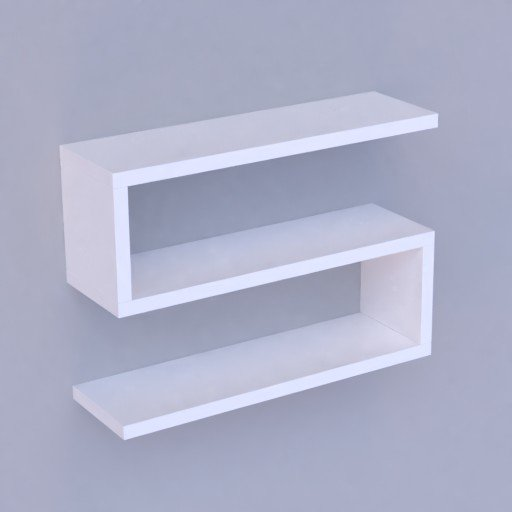 Thumbnail: simple shelf