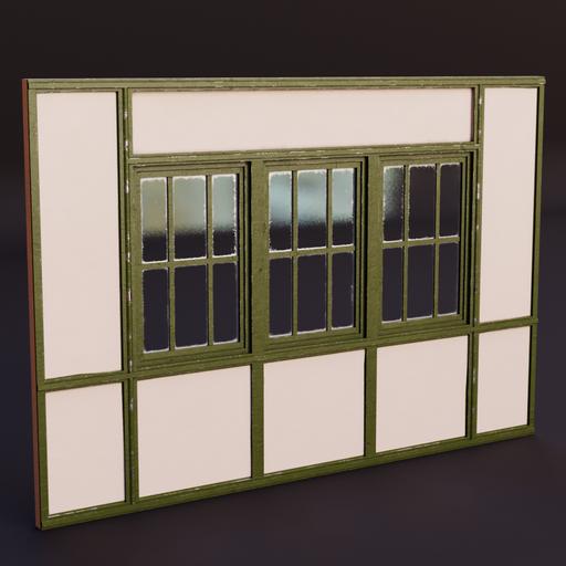 Thumbnail: Modular Wall with Windows