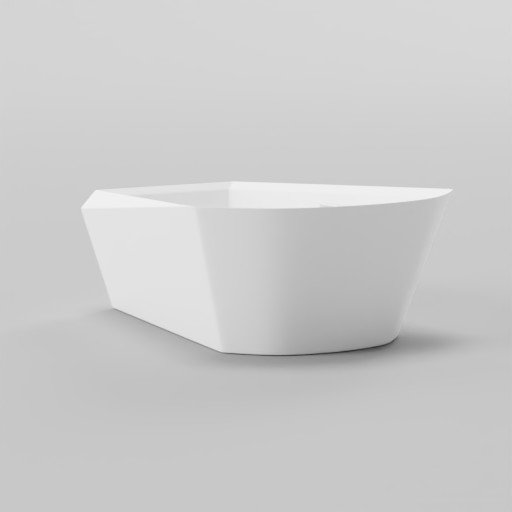 Thumbnail: TOTO Soirée Freestanding Bathtub