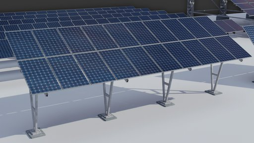 6kw Solar Panels Structure