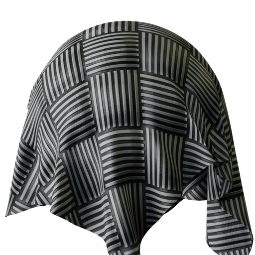 Thumbnail: Crosshatched cloth