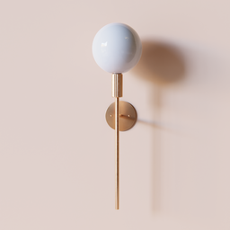 Thumbnail: Copper Lamp