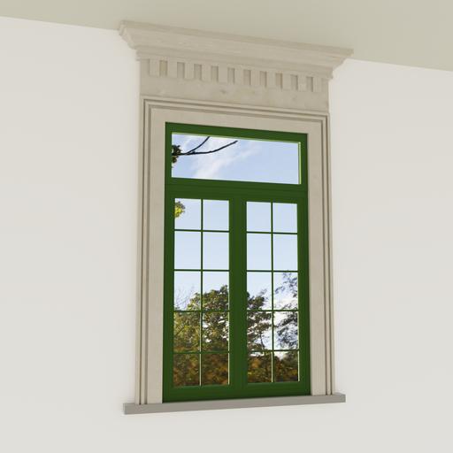 Thumbnail: Classic Window