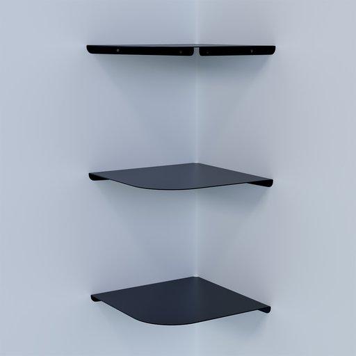 Thumbnail: Corner Shelf