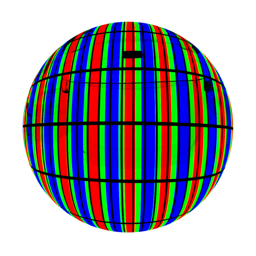 Thumbnail: Display Pixels Procedural