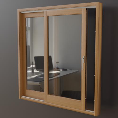 Thumbnail: Lift-sliding door