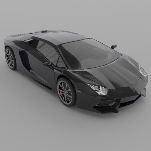 Thumbnail: LamborghiniAventador