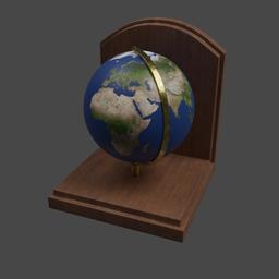 Thumbnail: Globe Decor