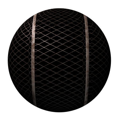 Thumbnail: Procedural Barbed-Wire Fence