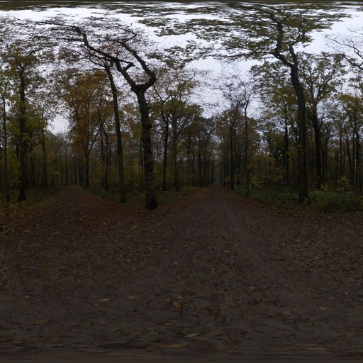 Thumbnail: Autumn Crossing