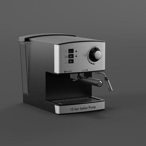 Thumbnail: Coffe machine
