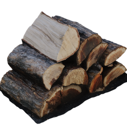 Thumbnail: Pile of firewood