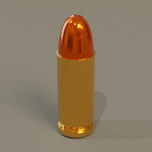 Thumbnail: 9mm Bullet