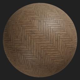 Thumbnail: Wooden floor008