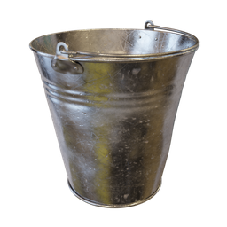 Thumbnail: Metal bucket