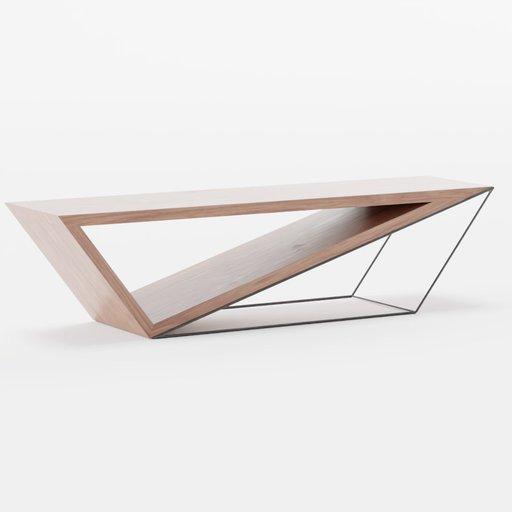 Thumbnail: Modern industrail desk