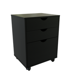 Thumbnail: Drawer with casters