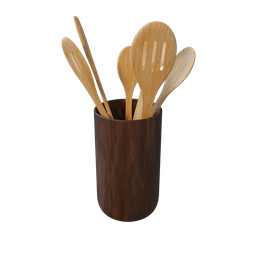 Thumbnail: Wooden spoon set