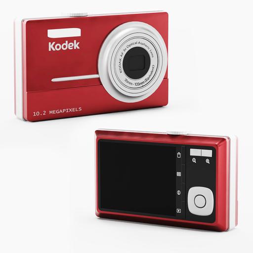 Thumbnail: Digital Camera