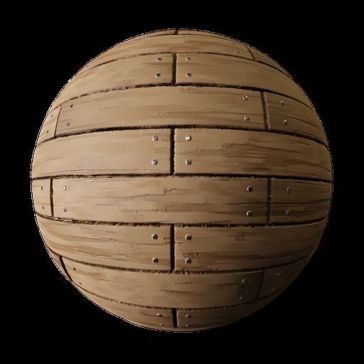 Thumbnail: Stylized Wooden Boards