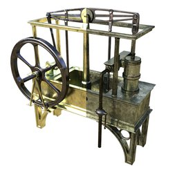 Thumbnail: Antique Water Pump