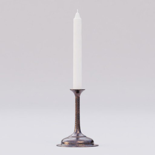 Thumbnail: candlestick simple