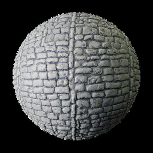 Thumbnail: Stone Pavement Floor