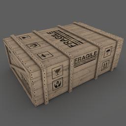 Thumbnail: Wooden Box 03