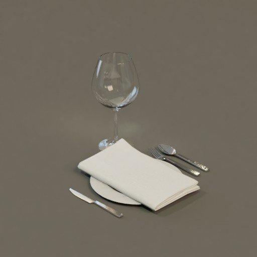Thumbnail: Tableware set