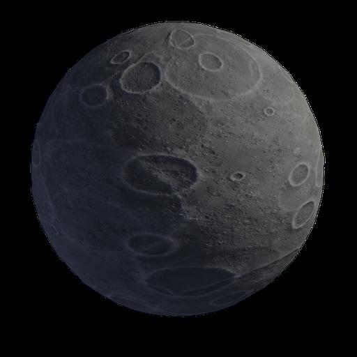 Thumbnail: Moon land