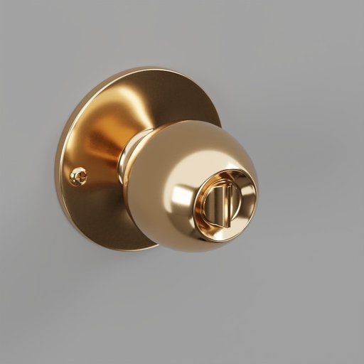 Thumbnail: Doorknob 2-B