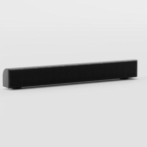 Thumbnail: Soundbar 80x9x11