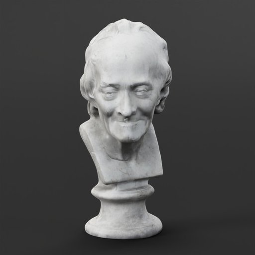 Thumbnail: Bust of an Old Man