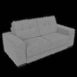 Thumbnail: Closed Retractable Sofa-01