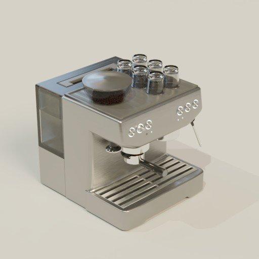 Thumbnail: Large Home Coffee Machine