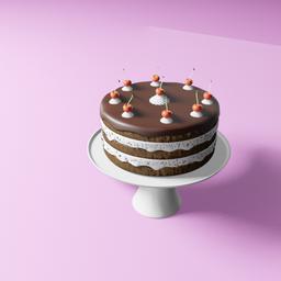 Thumbnail: Cake