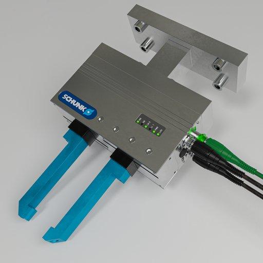 Robot-Gripper.Schunk-EGI 80