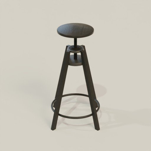 Thumbnail: Bar stool