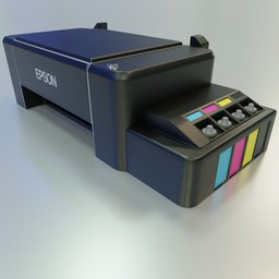 Thumbnail: Epson Printer