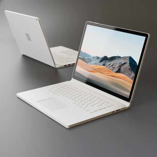 Thumbnail: Surface Book 3