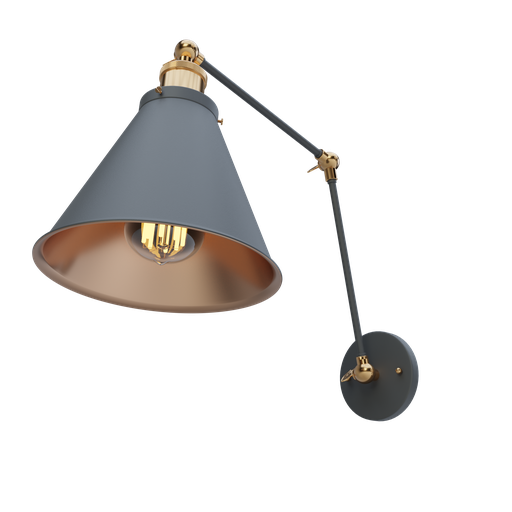 Thumbnail: Romatti Wall Lamp