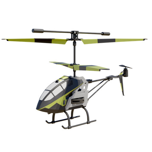 Toy-Helicopter