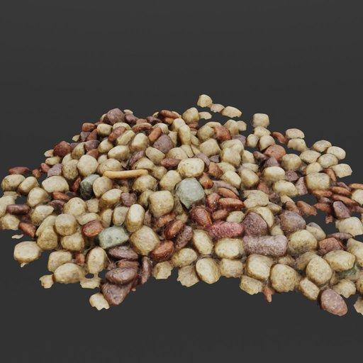 Thumbnail: Pile of Photocanned dog food