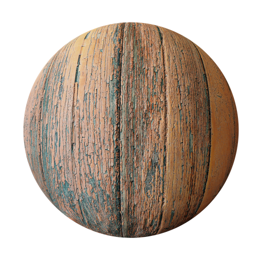 Thumbnail: Wood Peeling Paint