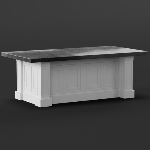 Timeless Marble Table