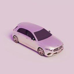 Thumbnail: Mercedes Benz A Class (W177)