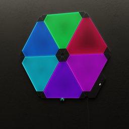 Thumbnail: Nanoleaf Light Panels Smarter Kit