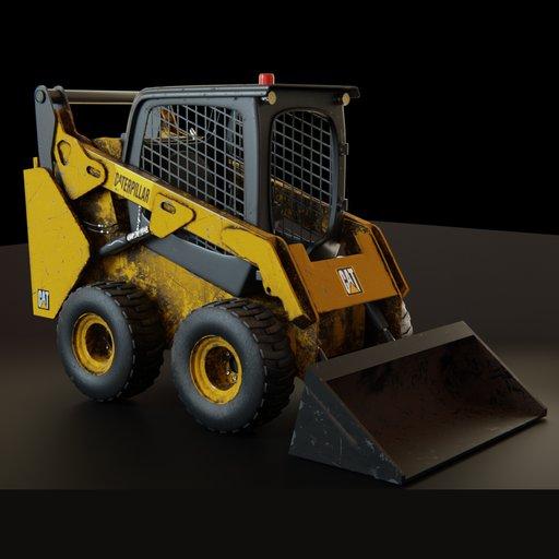 Thumbnail: Bobcat machine