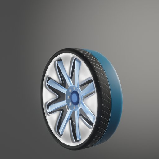 Thumbnail: 28 inch car  wheel 2