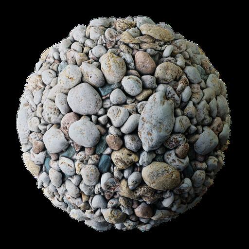 Thumbnail: Pebbles On Beach